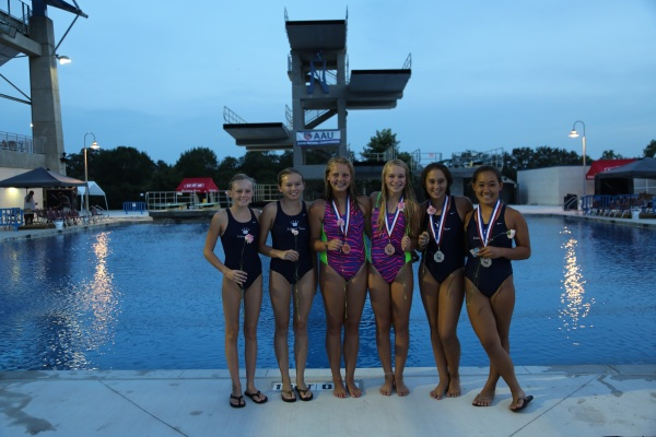 CVD WINS AAU NATIONALS | Crown Valley Divers